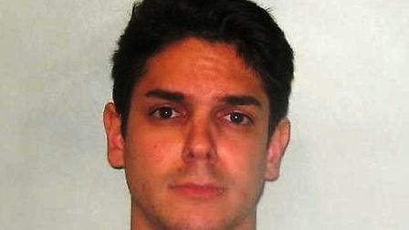 Frederico Toledo De Castro is this week's Wanted Wednesday suspect