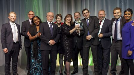 Network Housing Group has been recognised as a 'Housing Hero'