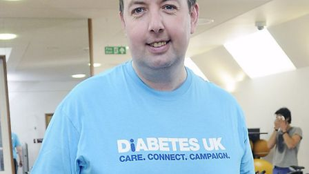 Cllr Troy Gallagher Pic: Dieter Perry