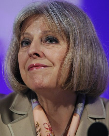 Home Secretary Theresa May (Pictures: PA Images/Stefan Rousseau)