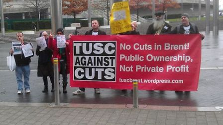 TUSC hope to 'shame' Cllr Rec David Clues into resigning