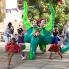 Dance Nations Dalston at last year's Shoreditch Festival. Pic: Tim Mitchell