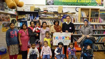 Friends of Barham Library celebrates its first birthday on Saturday