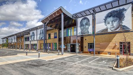 The Village School has opened in Kingsbury (Pic credit: Big Picture Photography)