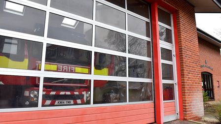 Suffolk Fire and Rescue Service is asking the public for their views on its performance. Picture: Ni