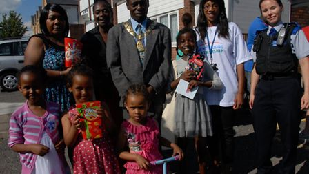 St. Raphael's Youth Action Day took place last week (pic credit: Pete Webster)
