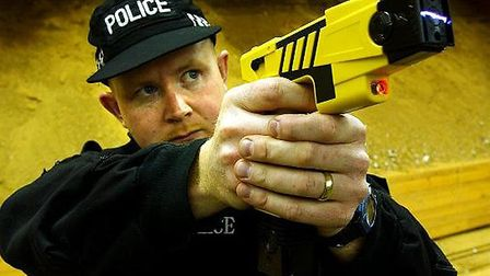 Taser stun guns.Life-saving deterrent or lethal weapon? They are to be issued to police more routin