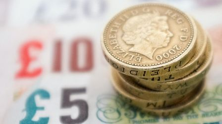 File photo dated 18/09/12 of money as the Treasury would save over £2 billion a year if worker