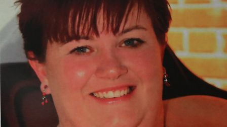 Jane White, 39, pictured on her wedding day, died following weight loss surgergy at the Whittington