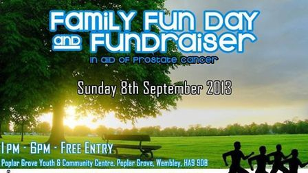 Fundraising event will take place on September 8