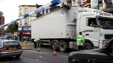 Calls for lorries to slow down following collision in Harlesden (pic credit: Jonathan Goldberg)