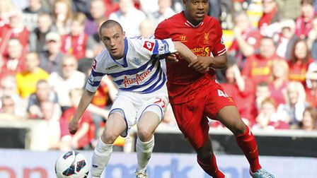 Michael Harriman played against Liverpool last season, but QPR's academy boss says the youngster wil