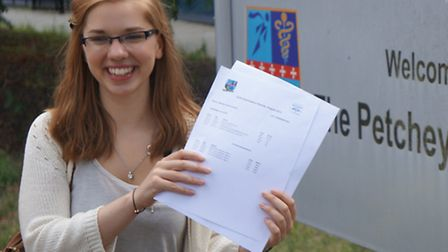 Saoirse Purtill-Coxall is the first student to be offered a place at Oxford University from the Petc