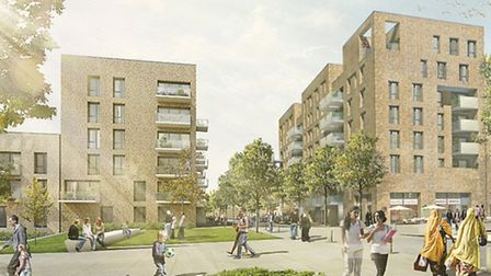Boris Johnson has given the green light to the proposed development