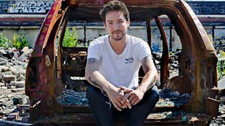 Frank Turner was this year's celebrity judge