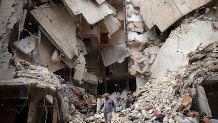 Public debate on the crisis in Syria to take place in Queen's Park tomorrow
