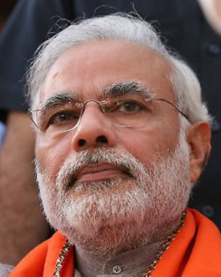 Narendra Modi is the Chief Minister of Gujarat (Pic credit: PA via Shailesh Raval/India Today Group)