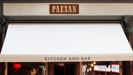 Paesan, at the bottom of Exmouth Market
