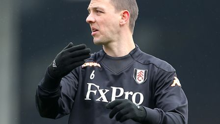 Fulham's Chris Baird is a target for Harry Redknapp