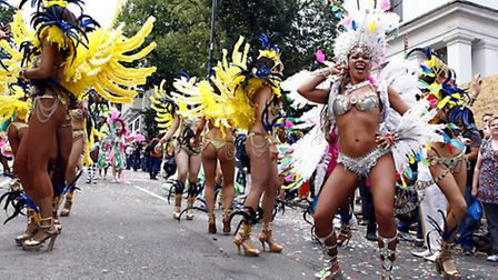 Notting Hill Carnival will take place on August 25 and 26
