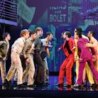 West Side Story at Sadler's Wells. Picture by www.nilzboehme.de