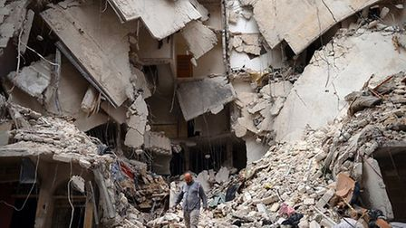 Syria is in the midst of a bloody civil conflict