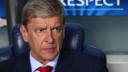 Arsenal manager Arsene Wenger. Photo: AP Photo