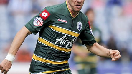 Andy Johnson scored his second goal of the season for QPR at Bolton Wanderers on Saturday