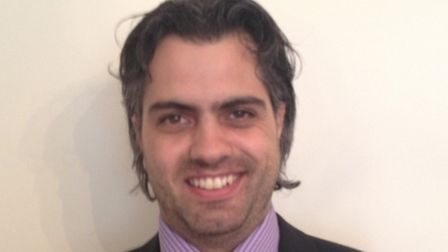 Johnny Kyriacou is the proposed head teacher of a new school opening in Wembley.
