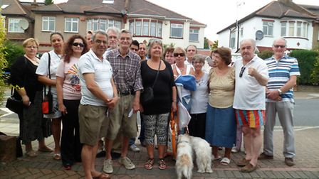 Willesden residents are angry about the speed bumps