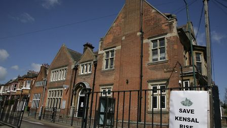 Kirsty Slattery's details were falsely used to support plans to develop the library
