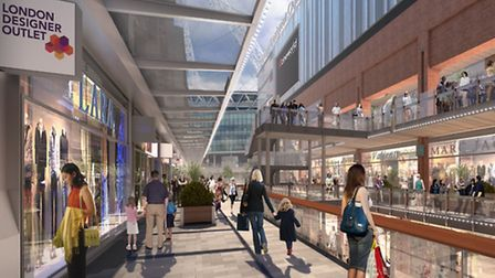 Skechers are the latest name to sign up to the London Designer Outlet
