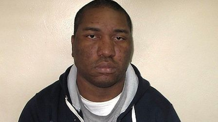Joris Brady was jailed for two years and four months and given a sevem-year long Asbo