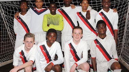 Somers Town u15s