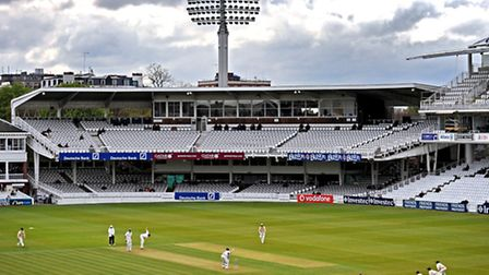 Lord's. Photo: Anthony Devlin/PA