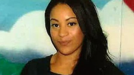 Sabrina Moss was killed as she celebrated her 24th birthday