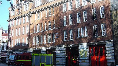 Clerkenwell firefighters will join the strike