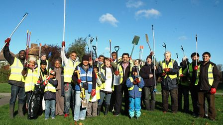Brent residents are invited to Make a Difference Day in Wembley.