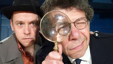 People Show's The Detective Show