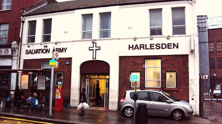 Harlesden's Salvation Army branch is celebrating 120 years of service.