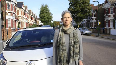 Cordelia Uys is demanding an apology from Brent Council. Picture credit: Jan Nevill
