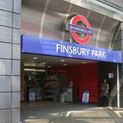 Finsbury Park Tube station