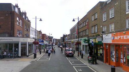 Police were called to reports of an armed brawl in Chapel Market