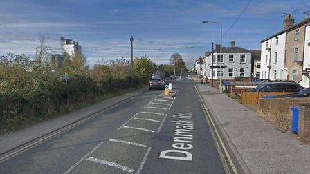 Joan Martino, of Denmark Road, Lowestoft, is accused of causing death by careless driving. PHOTO: Google Maps