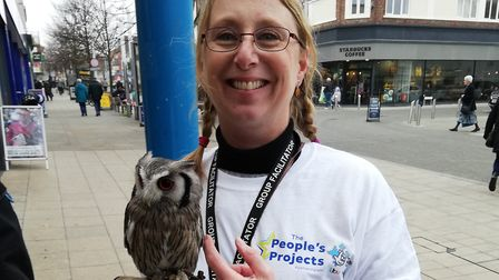 Angela Marnoch co-founded Surviving United in 2016 to help fellow victims of abuse. Picture: Angela