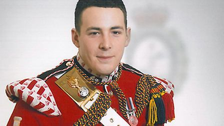Lee Rigby was killed in Woolwich on May 22. Picture: MoD/PA