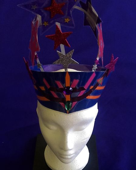 The headdresses will be worn at the festival