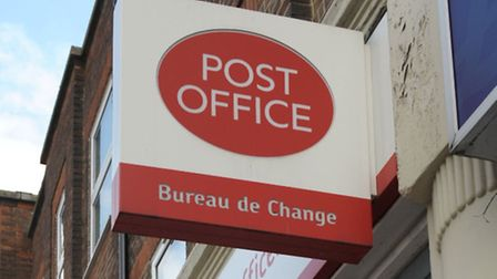 Campaigners are unhappy about proposals to merge the two post offices
