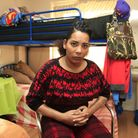 Jahnice Marshall plans to fight plans to evict her on Thursday (pic credit: Jan Nevill)