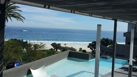 A room with a view in Camps Bay